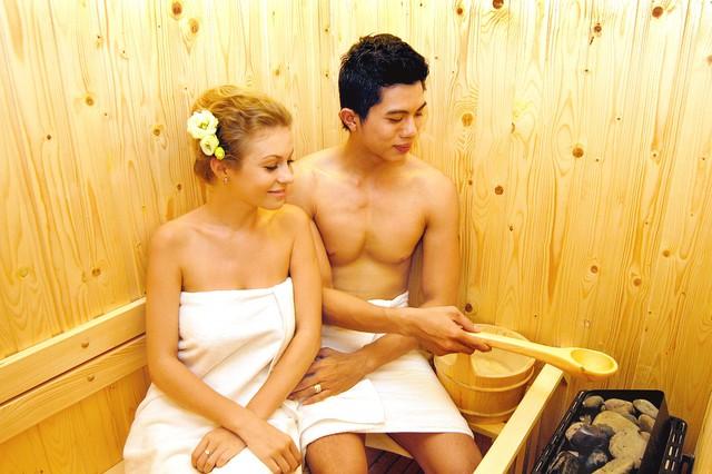 Trọn gói Tắm bùn khoáng + Sauna + Massage - Galina Mud Bath & Spa - 5