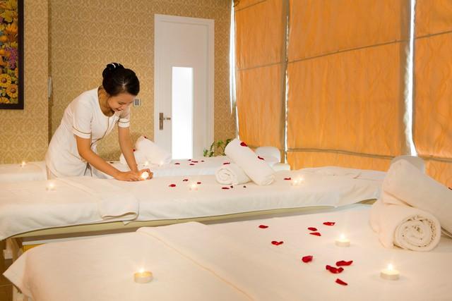 Trọn gói Tắm bùn khoáng + Sauna + Massage - Galina Mud Bath & Spa - 2