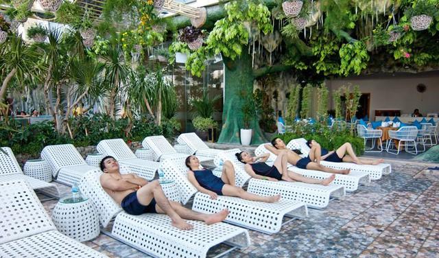 Trọn gói Tắm bùn khoáng + Sauna + Massage - Galina Mud Bath & Spa - 13