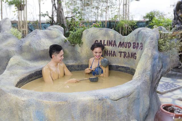 Trọn gói Tắm bùn khoáng + Sauna + Massage - Galina Mud Bath & Spa - 1