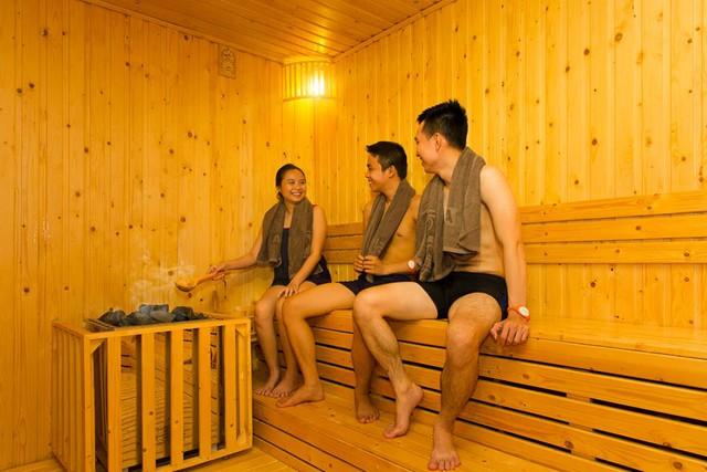 Trọn gói Tắm bùn khoáng + Sauna + Massage - Galina Mud Bath & Spa - 7