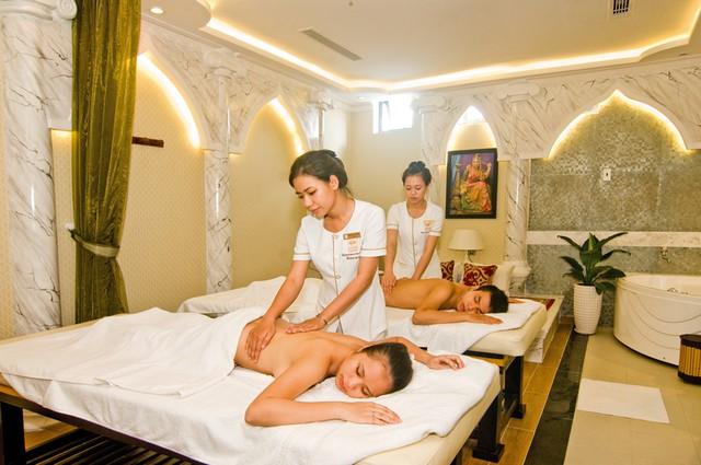 Trọn gói Tắm bùn khoáng + Sauna + Massage - Galina Mud Bath & Spa - 4