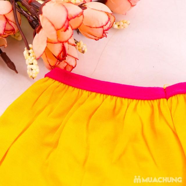 5 quần chíp đùi cho bé gái in hoạt hình xinh xắn - 10