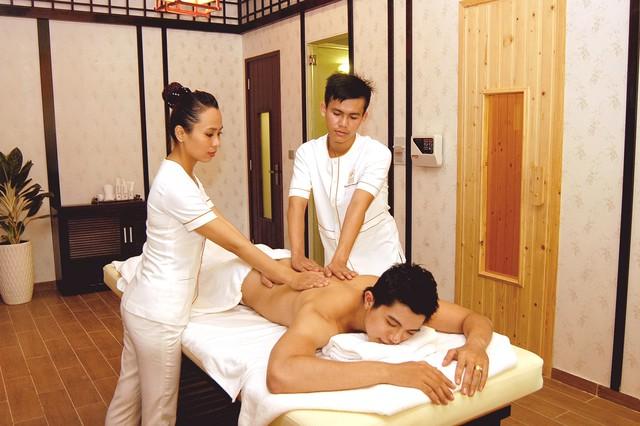 Trọn gói Tắm bùn khoáng + Sauna + Massage - Galina Mud Bath & Spa - 9