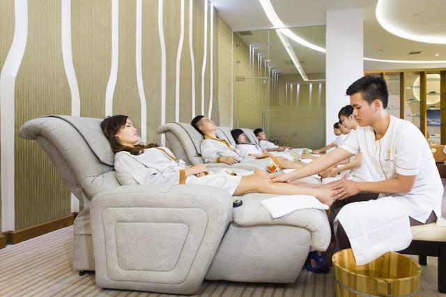 Trọn gói Tắm bùn khoáng + Sauna + Massage - Galina Mud Bath & Spa - 6