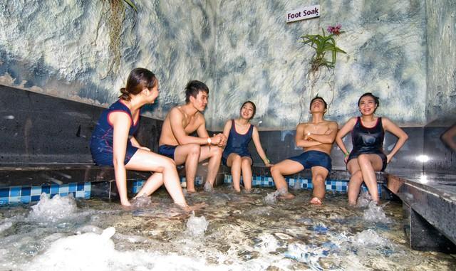 Trọn gói Tắm bùn khoáng + Sauna + Massage - Galina Mud Bath & Spa - 8