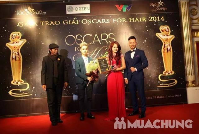 Trọn Gói làm tóc đẳng cấp Viện tóc Hà An Cây kéo vàngSG - 2