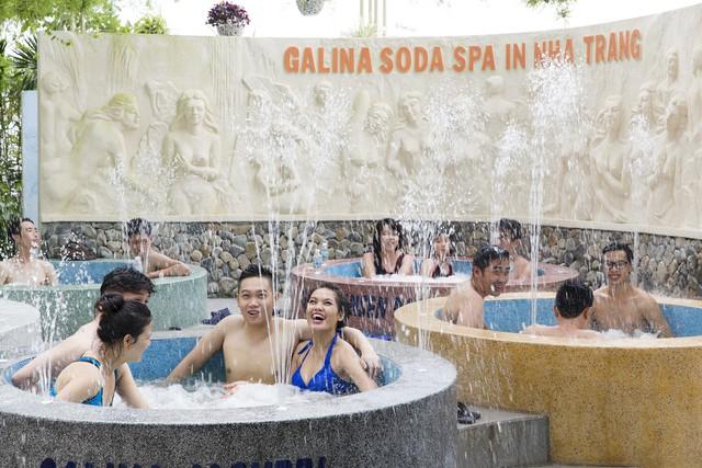 Trọn gói Tắm bùn khoáng + Sauna + Massage - Galina Mud Bath & Spa - 11