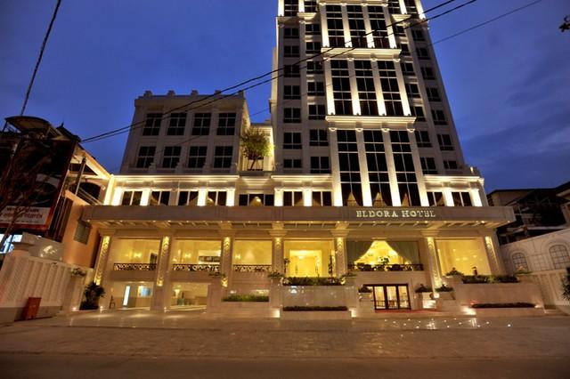 Khách sạn 4* Eldora Huế - Phong cách Hoàng gia sang trọng - 1