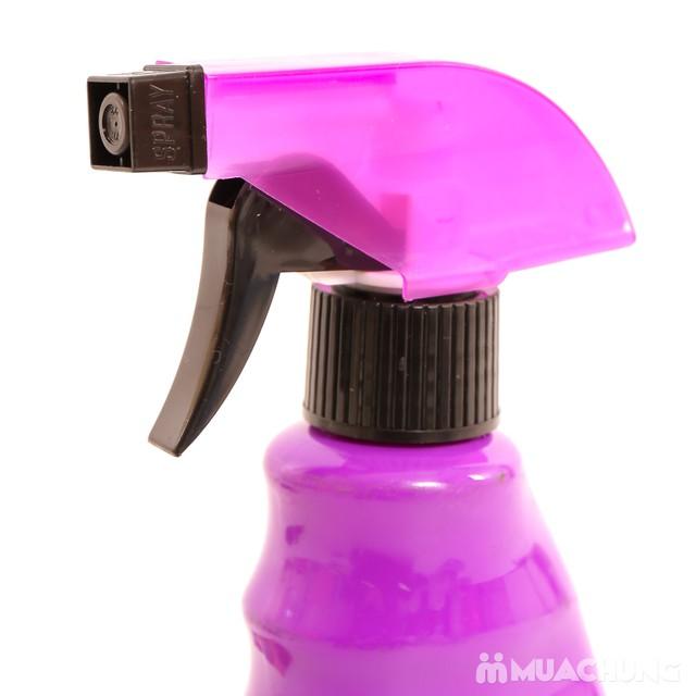 Xịt làm sạch và đánh bóng đồ da Hando - 4