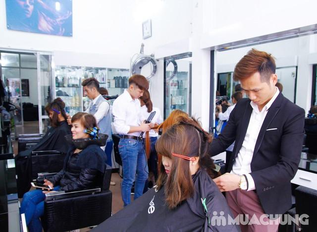 Trọn gói làm tóc cao cấp tại Viện tóc Đức Ngọc - 25