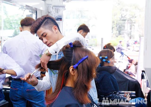 Trọn gói làm tóc cao cấp tại Viện tóc Đức Ngọc - 26