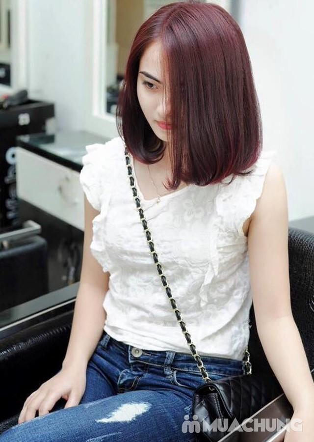Trọn gói làm tóc cao cấp tại Viện tóc Đức Ngọc - 12