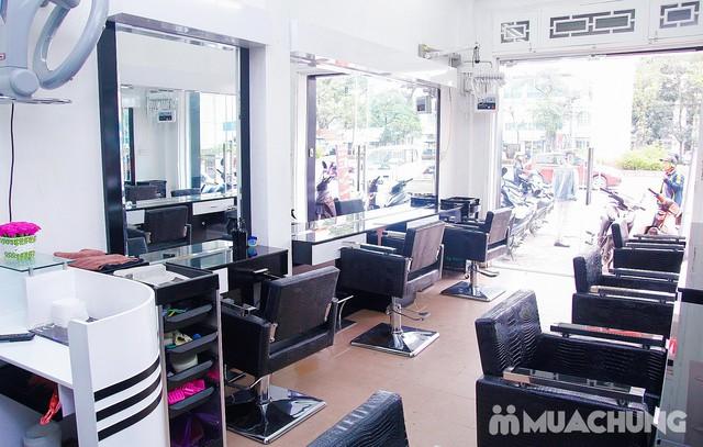 Trọn gói làm tóc cao cấp tại Viện tóc Đức Ngọc - 23