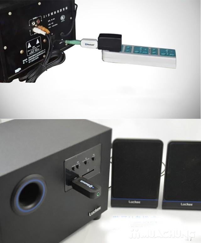 USB Bluetooth- biến loa thường thành loa Bluetooth - 2