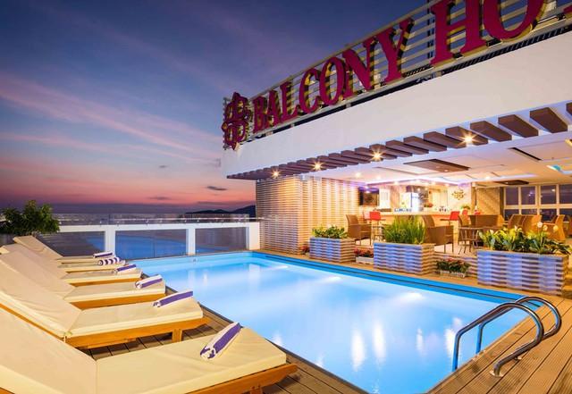 Balcony Hotel 3* Nha Trang - Phòng Superior City View 3N2D (có ban công) - 2