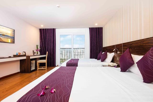 Balcony Hotel 3* Nha Trang - Phòng Superior City View 3N2D (có ban công) - 15