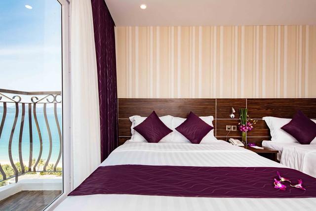 Balcony Hotel 3* Nha Trang - Phòng Superior City View 3N2D (có ban công) - 17