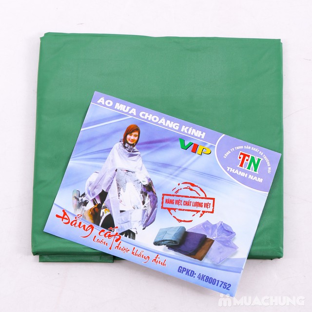 Combo 2 áo mưa 1 đầu Thành Nam - 2