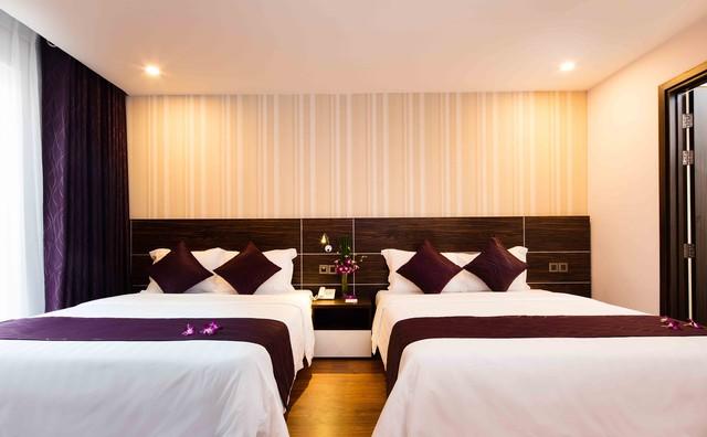 Balcony Hotel 3* Nha Trang - Phòng Superior City View 3N2D (có ban công) - 16
