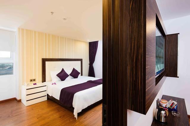 Balcony Hotel 3* Nha Trang - Phòng Superior City View 3N2D (có ban công) - 11