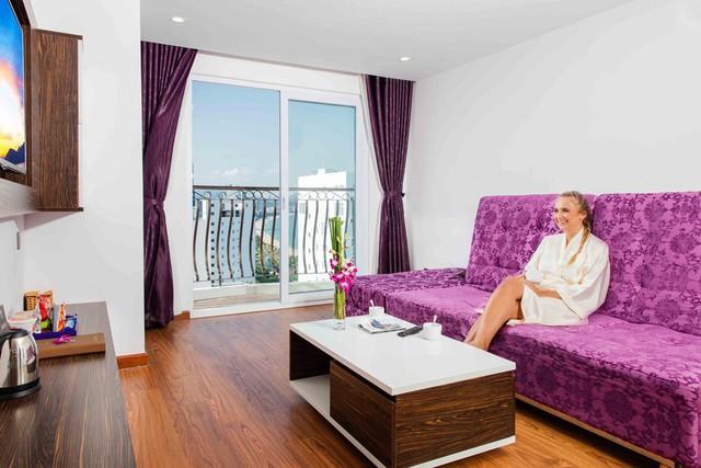 Balcony Hotel 3* Nha Trang - Phòng Superior City View 3N2D (có ban công) - 13