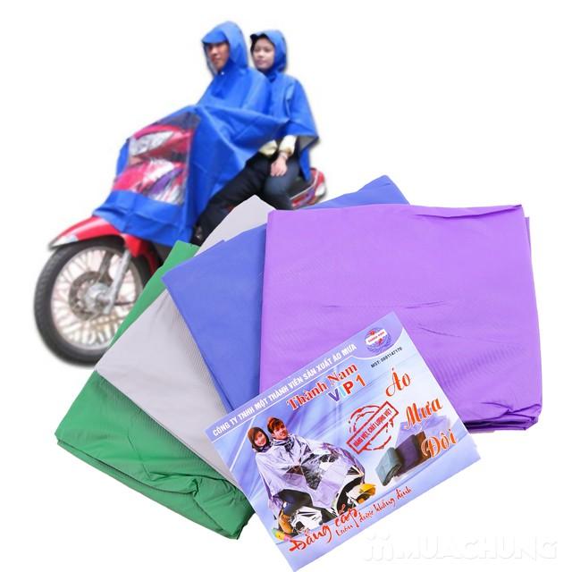 Combo 2 áo mưa đôi Thành Nam tiện dụng - 8