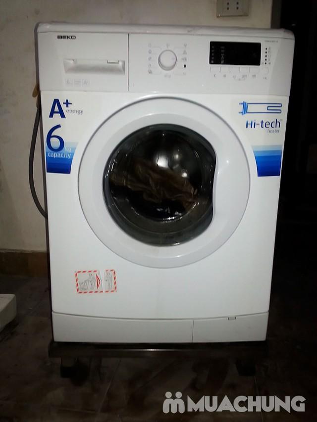 Kệ chân inox đa năng để máy giặt, tủ lạnh Đại An - 16