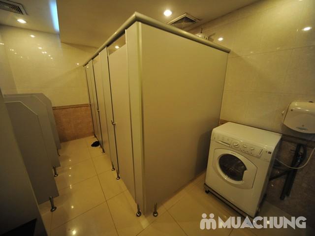 Kệ chân inox đa năng để máy giặt, tủ lạnh Đại An - 7