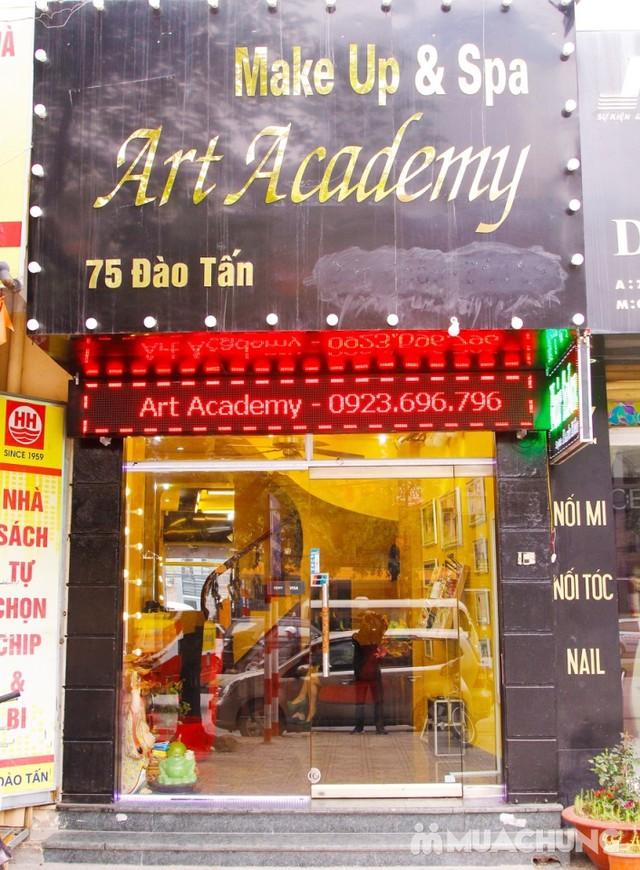 Tắm trắng mặt + body cam kết hiệu quả sau 5-10 lần Art Academy Spa - 14