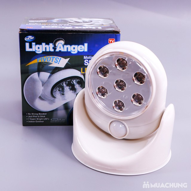 Đèn LED dán tường siêu sáng xoay 360 độ - 7