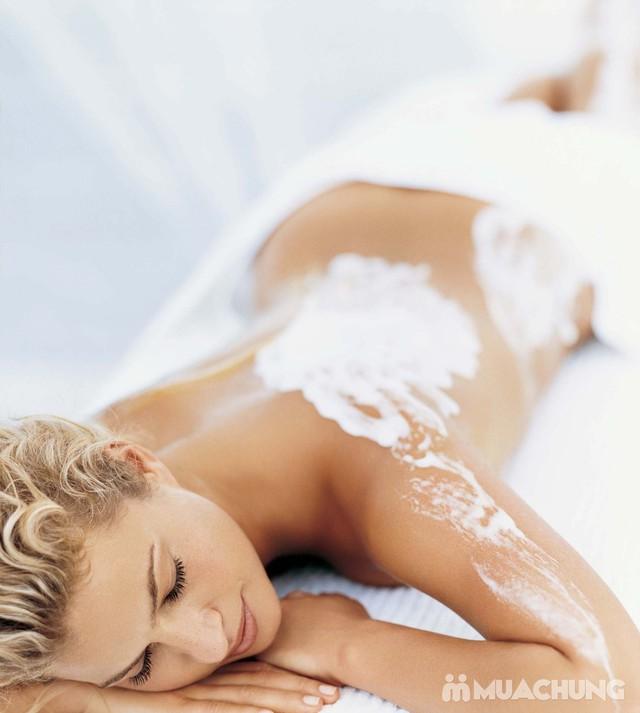 Massage body tẩy tế bào chết tại Snow White - 3