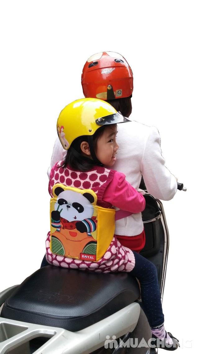 Đai thông minh Royal hình thú cho bé đi xe an toàn - 3