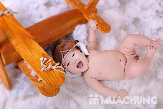 Gói chụp ảnh cho bé hấp dẫn tại Suitin Studio - 2