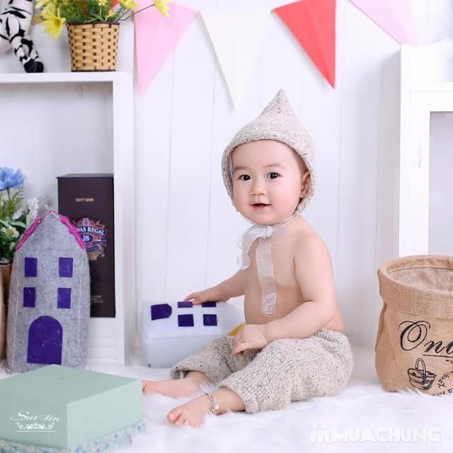 Gói chụp ảnh cho bé hấp dẫn tại Suitin Studio - 11
