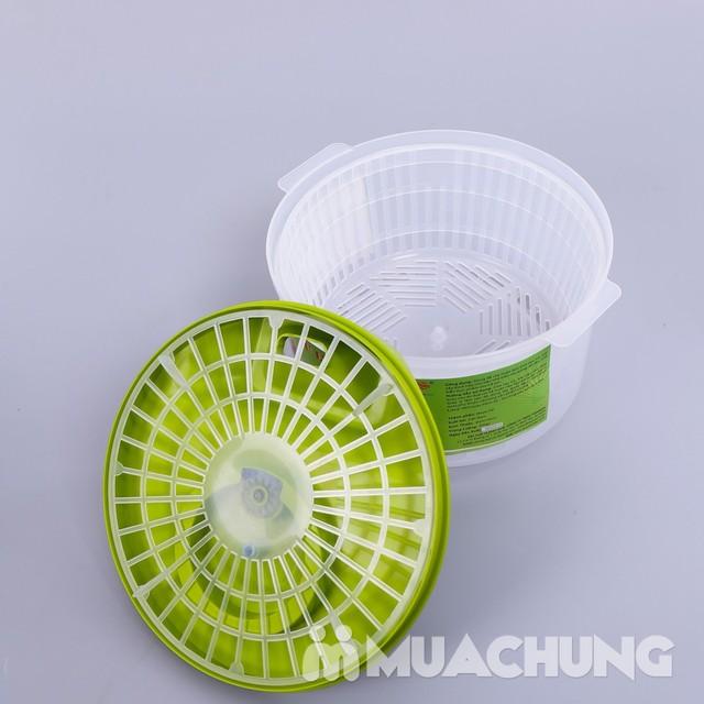 Rổ quay rau quả ly tâm Tashuan an toàn, tiện dụng - 11