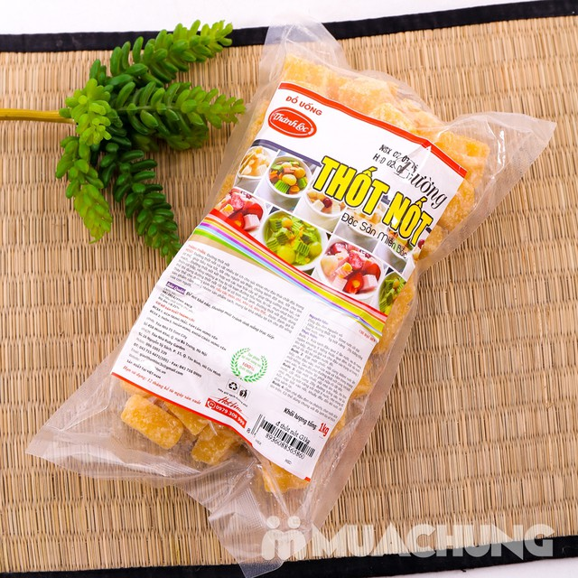 1kg đường thốt nốt Thành Lộc tốt cho sức khỏe - 2