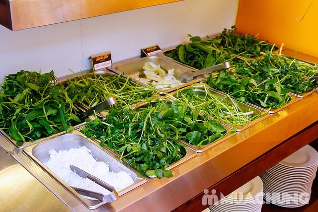Buffet lẩu trưa tươi ngon tại nhà hàng Nghiện Lẩu  - 16