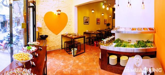 Buffet lẩu trưa tươi ngon tại nhà hàng Nghiện Lẩu  - 22