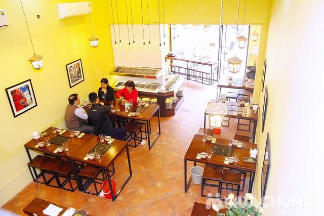 Buffet lẩu trưa tươi ngon tại nhà hàng Nghiện Lẩu  - 27