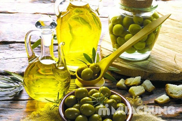 Bộ dầu gội & dầu xả Olive 250ml cho tóc suôn mượt - 2