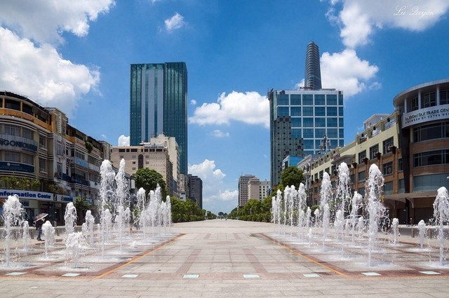 Lafelix Hotel 3 sao Sài Gòn - Cạnh công viên 23/09, Trung tâm Q.1 - 2
