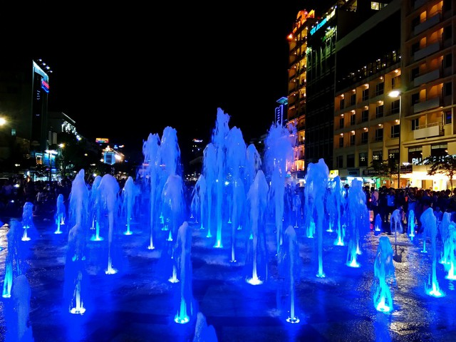 Lafelix Hotel 3 sao Sài Gòn - Cạnh công viên 23/09, Trung tâm Q.1 - 3