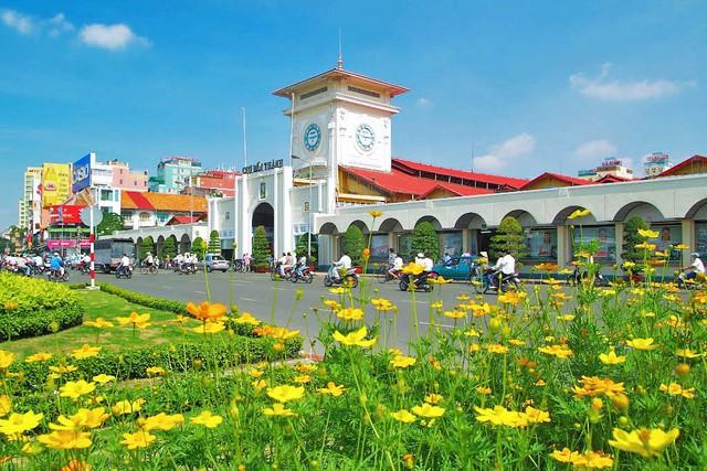 Lafelix Hotel 3 sao Sài Gòn - Cạnh công viên 23/09, Trung tâm Q.1 - 1