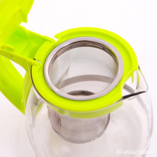 Bình lọc trà tiện lợi, bền, đẹp dung tích 700ml - 10