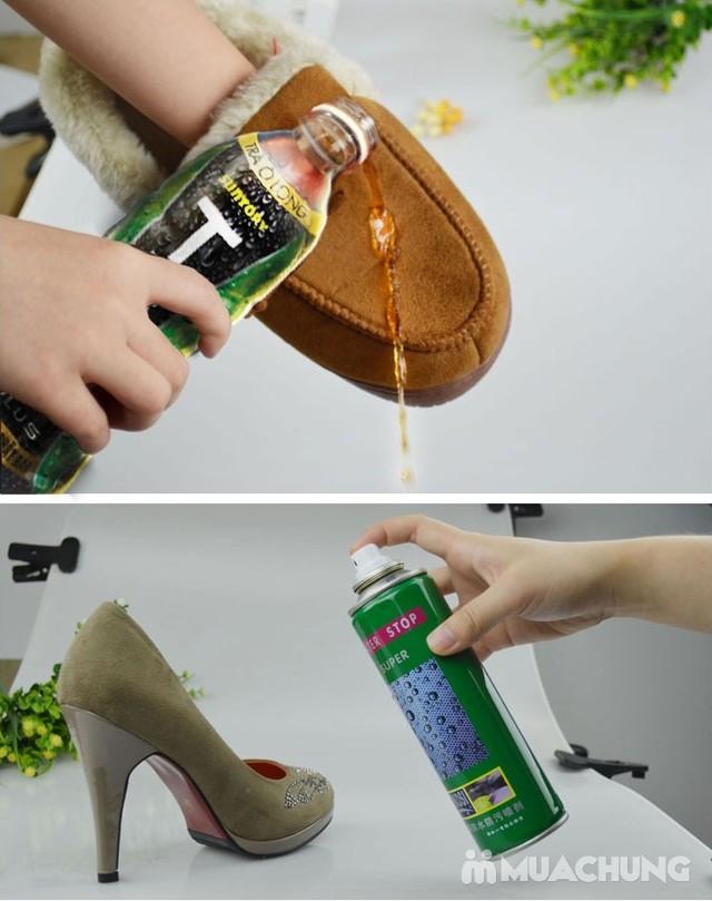 Bình xịt chống thấm Eykosi cho giày, quần áo, balo - 11