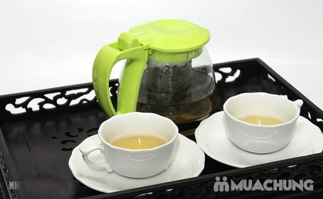 Bình lọc trà tiện lợi, bền, đẹp dung tích 700ml - 6