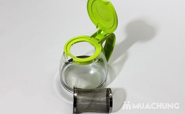 Bình lọc trà tiện lợi, bền, đẹp dung tích 700ml - 12