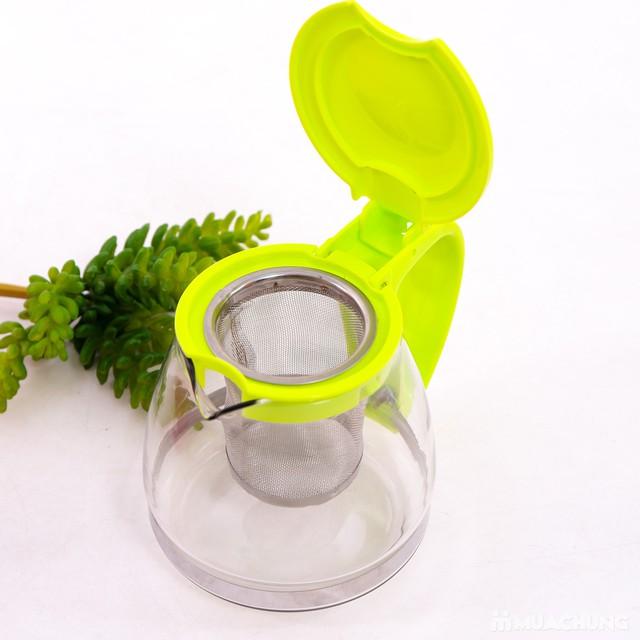 Bình lọc trà tiện lợi, bền, đẹp dung tích 700ml - 9