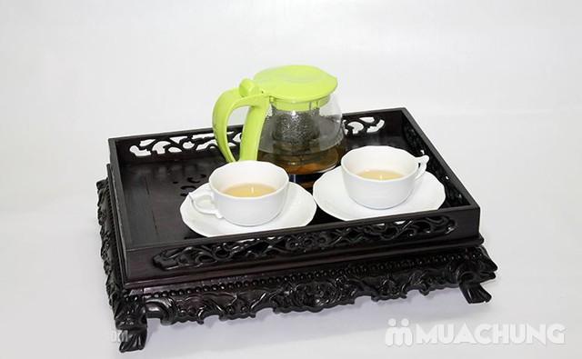 Bình lọc trà tiện lợi, bền, đẹp dung tích 700ml - 11